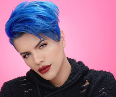 Gabriel Zamora talks about which brand he uses to get killer brows