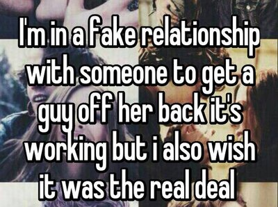 15 honest confessions from people living in fake