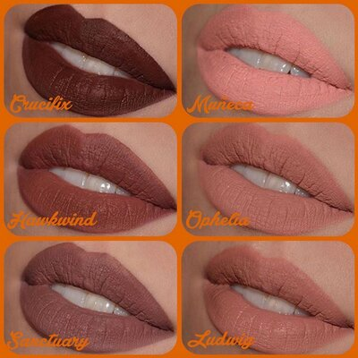 a90f0a6cfc5 Kat Von D Beauty blessed us with another release of the nude ...