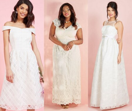 1f2b73fc6d7 Modcloth s affordable wedding dresses are beyond gorgeous