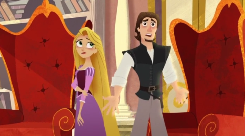 Rapunzel Just Became The First Disney Princess To Do This And It S A Big Deal Hellogiggles