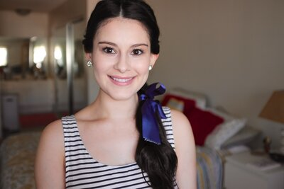 Here S How You Can Recreate Belle S Two Hairstyles From