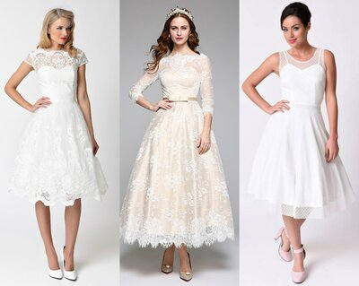 4e8a14dd7 Here are 22 retro-inspired wedding dresses that won't make your bank  account sad