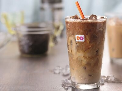 We're drooling for Dunkin' Donuts spring menu additions, especially