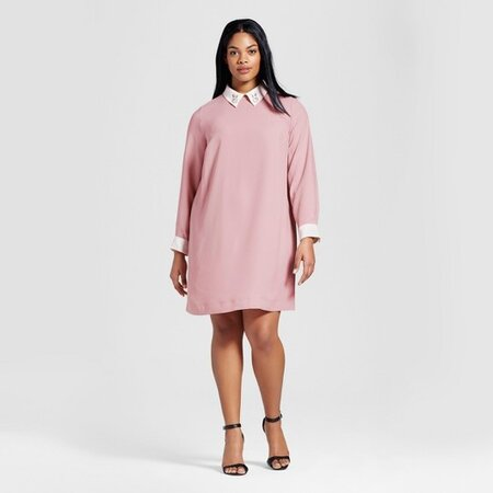 57d7a1ec8683e 14 plus-size pieces from Victoria Beckham x Target that will flawlessly  refresh your work wardrobe