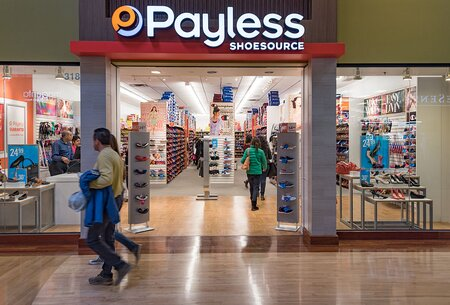 4f2a0537e Almost 400 Payless shoe stores are set to close