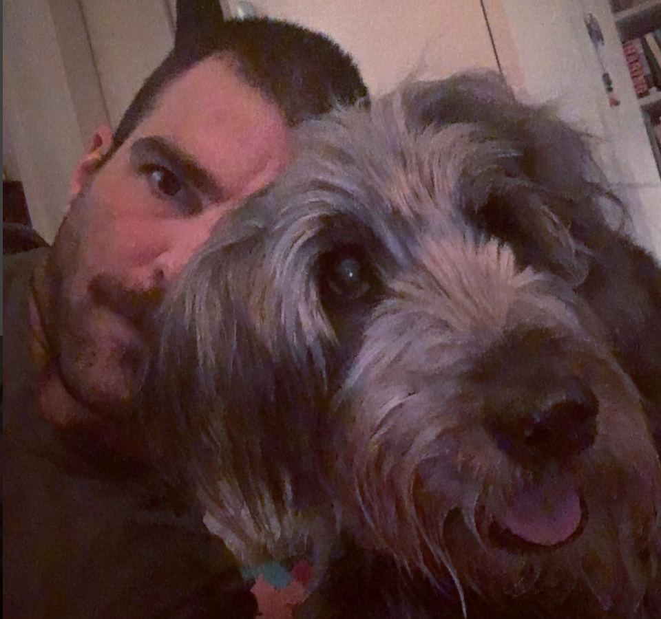 Zachary Quinto posted a heartfelt tribute to his dog, and grab all of the tissues