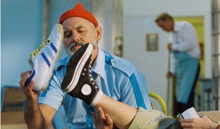 Adidas surprised us by releasing the shoes worn in Wes Anderson s