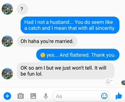 This woman had the BEST response to a married man who sexted