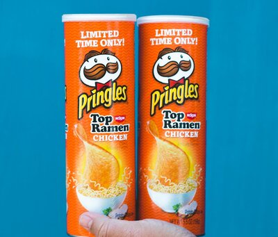 This new Pringles flavor will remind you of college, and