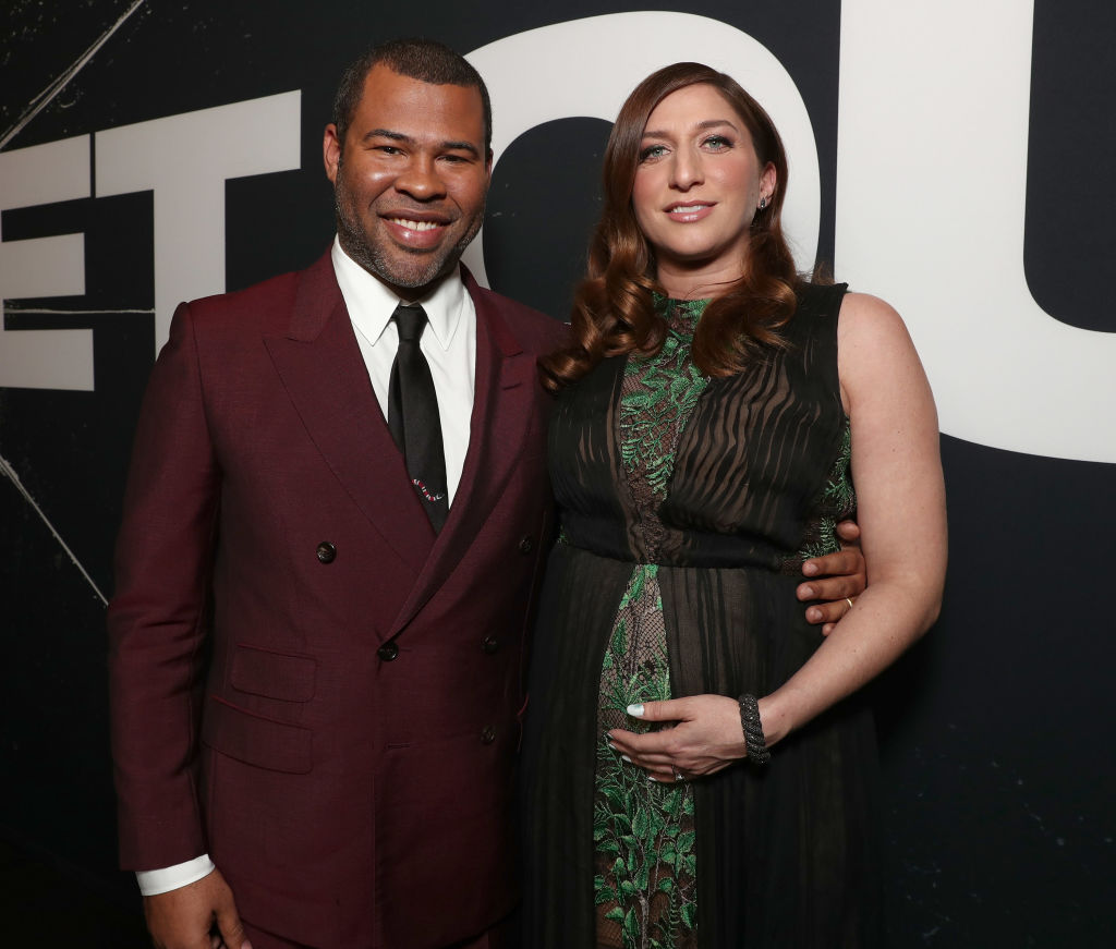 Chelsea Peretti And Jordan Peele Gave Their Newborn Son A Unique And Regal Name Hellogiggles