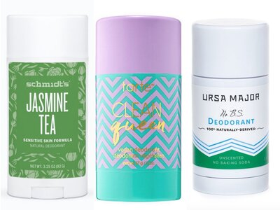 Natural deodorants don't have to be boring — here are 11