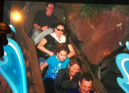 I Had Splash Mountain Anxiety At Disneyland And This Reddit Thread