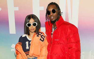 Cardi B just got engaged to Offset, and her ring looks like it must