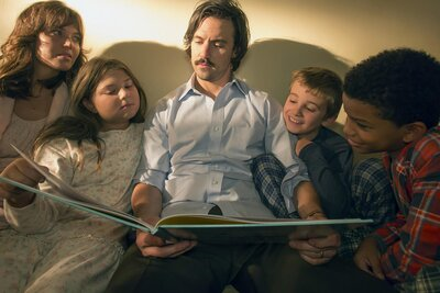 """Mandy Moore says the next three episodes of """"This Is Us"""" are going"""