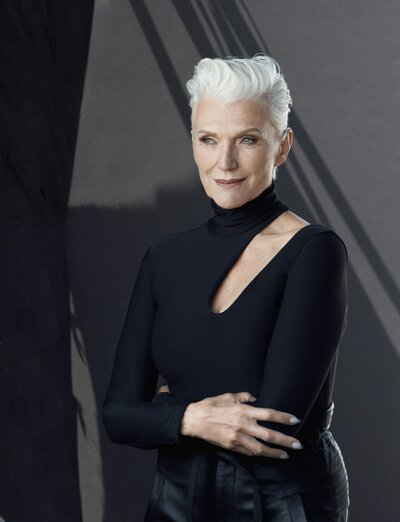 Maye Musk, the 69-year-old model, is the new face of