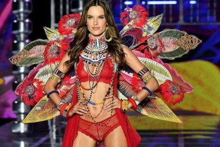 9a8f9288a7 Alessandra Ambrosio just confirmed that this year s Victoria s Secret  Fashion Show was her last