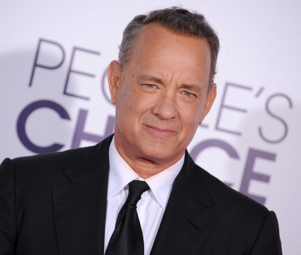 Tom Hanks has commented on the sexual harassment allegations plaguing Hollywood, gives us the hope we needed