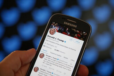 The Twitter employee who deactivated Trump's account apparently did