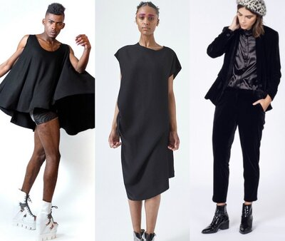 33532af014 18 gender-neutral outfit ideas to wear to your upcoming holiday parties