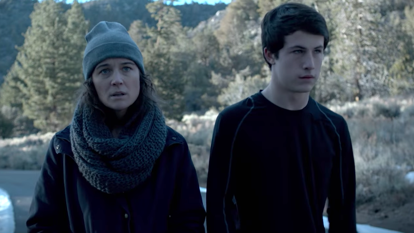 The trailer for this new Netflix horror-thriller will chill you to the bone