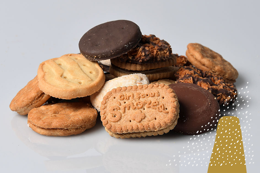 Craving Girl Scout cookies? You can buy them online and donate to local frontline workers