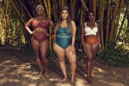 f2afaf0b3c8d1 The new GabiFresh and Swimsuits For All collection will make you feel like  a force of nature
