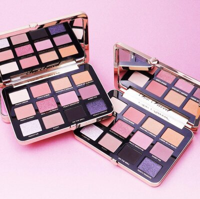 Too Faced Launched Its White Peach Eyeshadow Palette At Sephora