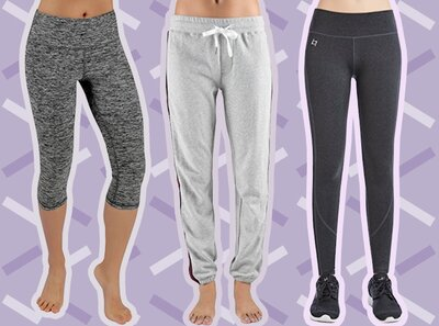 82ef4d92fd8316 Yoga pants to shop on Amazon that are under $40 - HelloGiggles