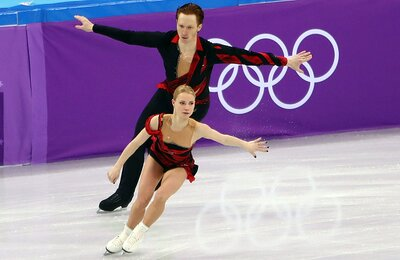 Russian ice skaters male