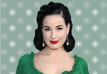 3da739be978 Dita Von Teese talks to us about lingerie and self-love - HelloGiggles