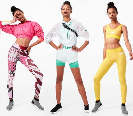 3cf42e0b421dfb ASOS launched its first-ever fitness collection called 4505 ...