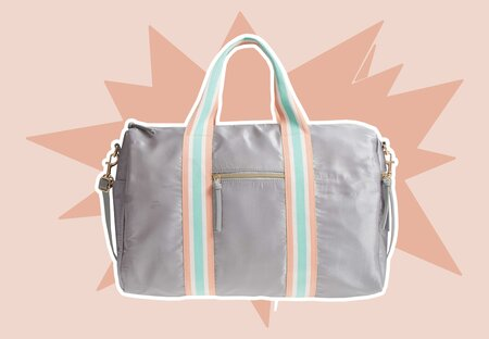 eac85de8ba 25 super cute weekender bags to shop before you book your next vacation