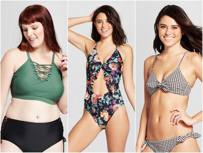 15c01a6368d29 19 Bikinis and One-Piece Swimsuits To Buy At Target - HelloGiggles