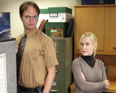 Why Angela And Dwight Were The Greatest Love Story On The Office