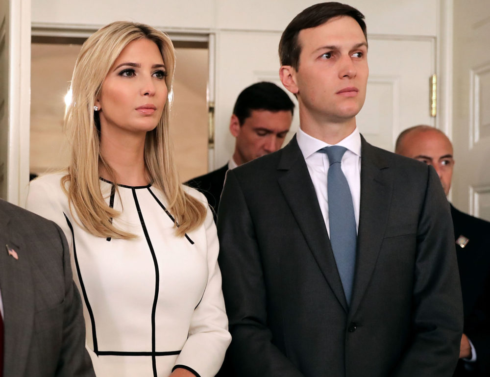 Ivanka Trump And Jared Kushner Apparently Tried To Bribe Planned Parenthood In Order To Stop Abortion Services