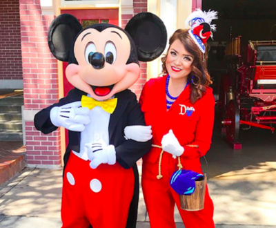 23 Fashion Looks From Disneyland's Dapper Day Weekend - HelloGiggles
