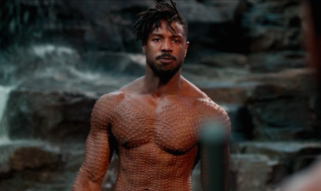 a988b146eadf Black Panther costume designer Ruth E. Carter talks Michael B. Jordan s