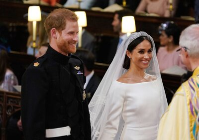 Royal Wedding 2018 Time.Prince Harry Happily Swore Under His Breath Before The Royal Wedding