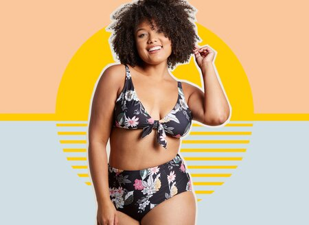 b6d6e51030e8f 23 plus-size bathing suits that will make you want to do a poolside photo  shoot