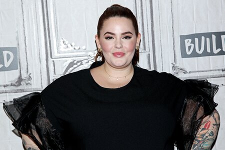 1aab519bb2a Plus-size model Tess Holliday explains why it s empowering to use the word