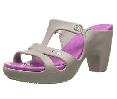 1df4c00584 High-Heeled Crocs Exist And You Can Buy Them Online - HelloGiggles