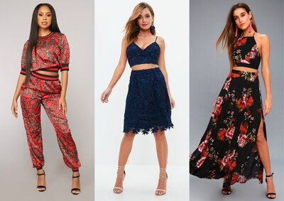 f625f68716 Matching two-piece sets that will make your summer outfits look bomb on  Instagram