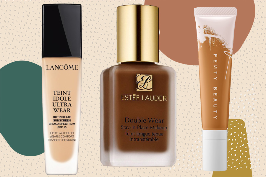 These are the 10 best foundations for people with oily skin