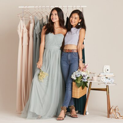 Birdy Grey Sells Affordable Bridesmaid Dresses for $99