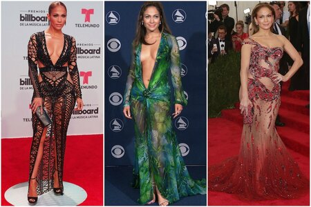 3f3e52d054fa5 Jennifer Lopez s Best Fashion Moments on The Red Carpet - HelloGiggles