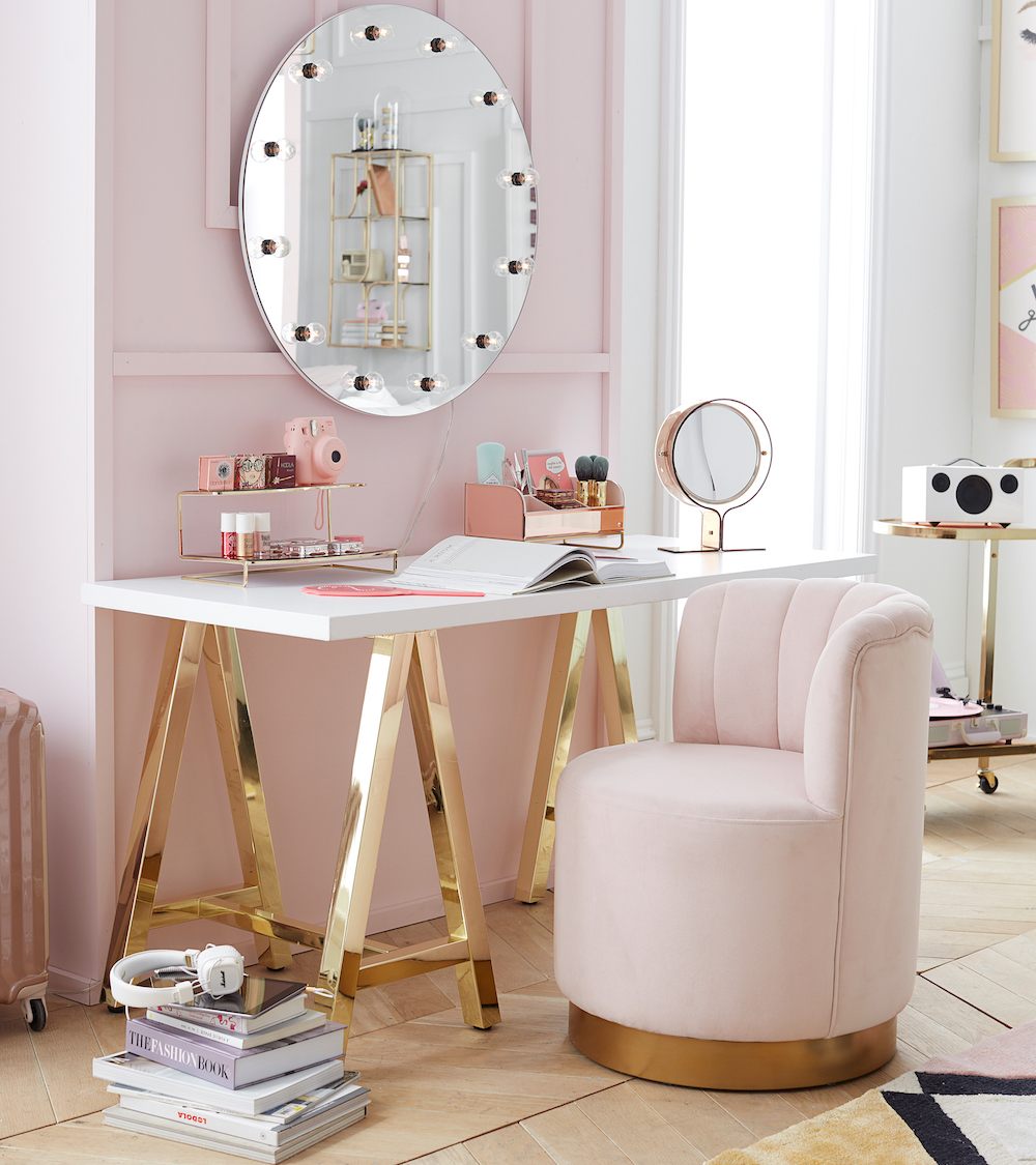 Benefit Cosmetics Launched A Home Decor Collection With Pbteen