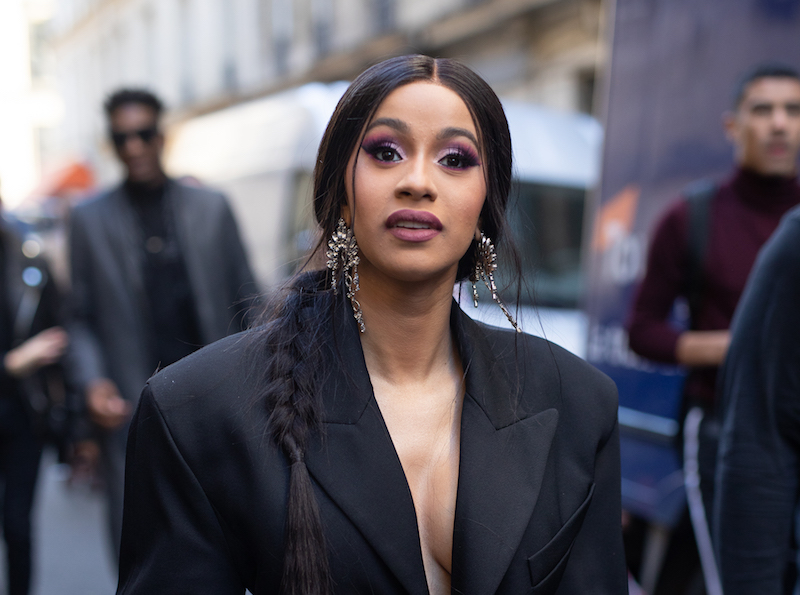 All The Times Cardi B Broke Records In Music So Far Hellogiggles