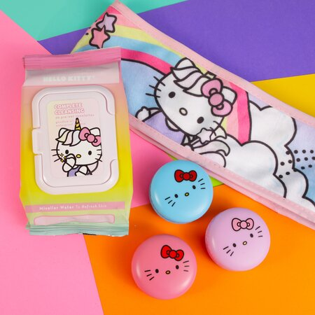 30699cdd2e8d The Creme Shop Launched A Sanrio Beauty Collection Under  10 ...