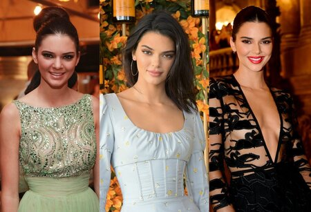 b3ad9512460 Kendall Jenner Beauty Evolution Through The Years - HelloGiggles